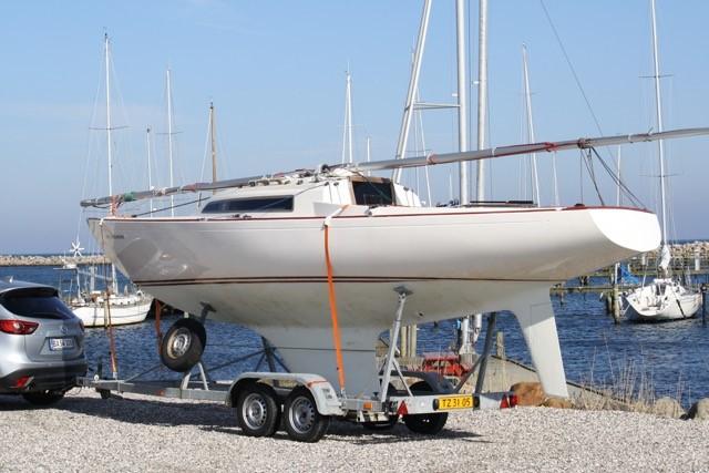 Ny båd til Gilleleje Sejlklub