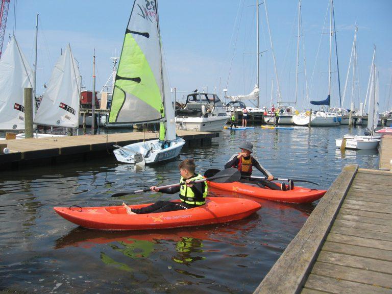 Sikke en herlig dag – Vild-med-Vand 29. maj 2016 i Gilleleje