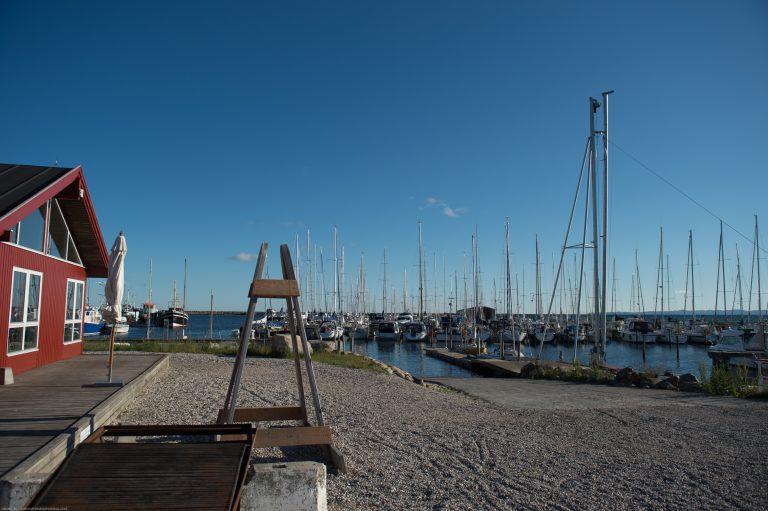 Sikring af Gilleleje Havn – østmolen