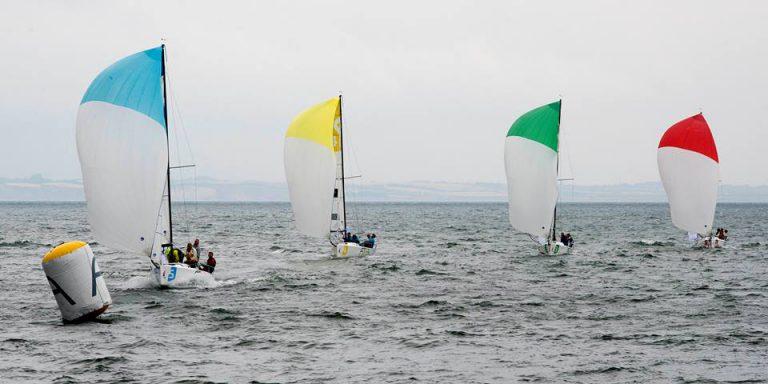 GSK på podiet i Sejlsportsligaen