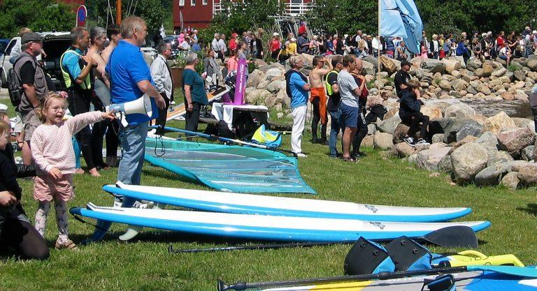 Vild med Vand – Gilleleje Havn inviterer – Kom og vær med 5. august