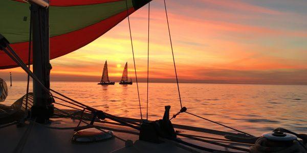Sankt Hans aften i sejlklubben fra kl. 17 d. 23. juni