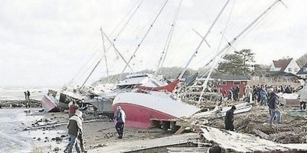SOS Gilleleje Havn takker af