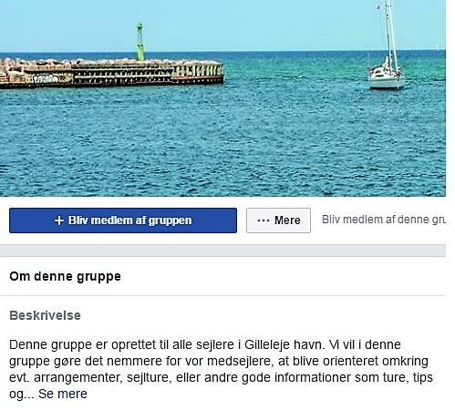 Fælles tursejladser og en gasteliste har vind i sejlene og flytter til Facebook