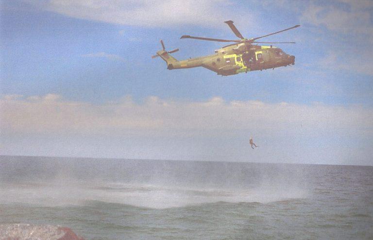 Kom og hør om redning med helikopter