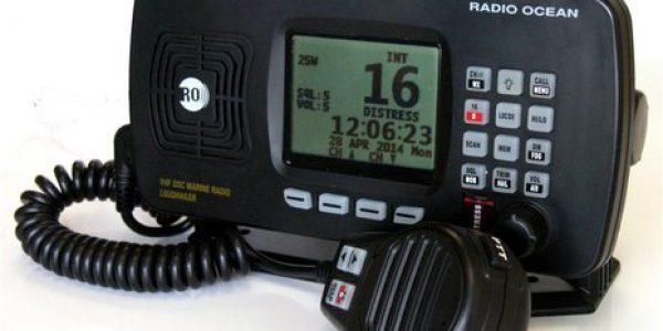 VHF/DSC studiegruppe-kursus i Lynæs