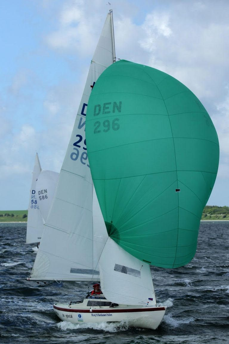 Ny H-båd til Gilleleje Sejlklub