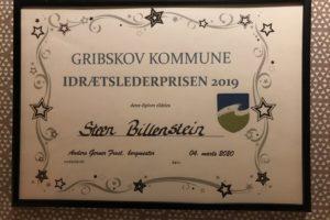 Idrætslederprisen 2019