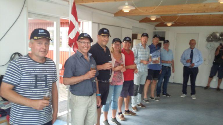 Tilføjelse: 2 x 9 elever har bestået Yachtskipper-eksamen !