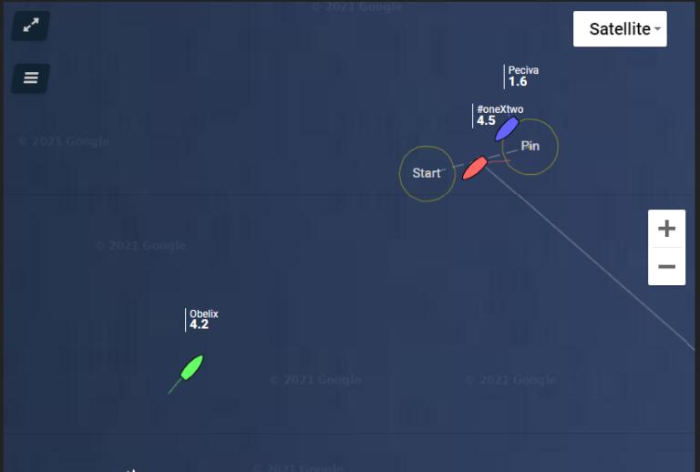 Live tracking af din båd til kapsejlads